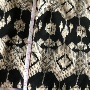 Charlotte Russe Dresses - Caged Tribal Print Dress